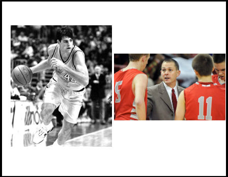 Basketball Offensive Skills Clinic May 16, 2015 Featuring Derek Grimm & Coach Jarrett Brown